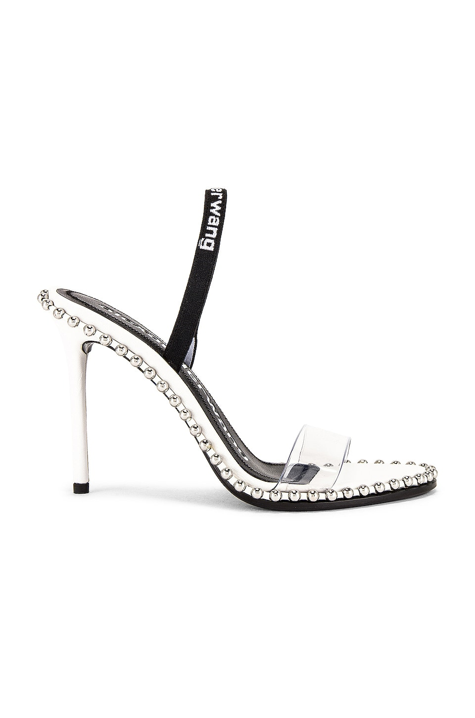 Alexander Wang Nova Sandal in White