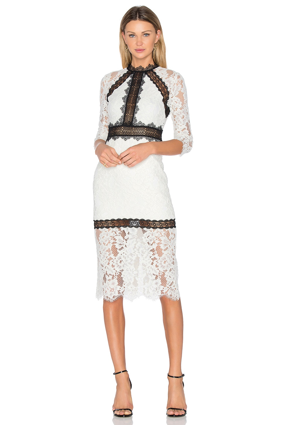 Alexis Marissa Lace Sheath Dress
