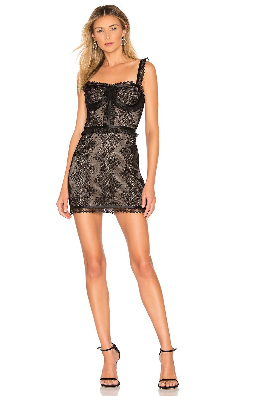 Alexis Kesi Dress in Black Lace
