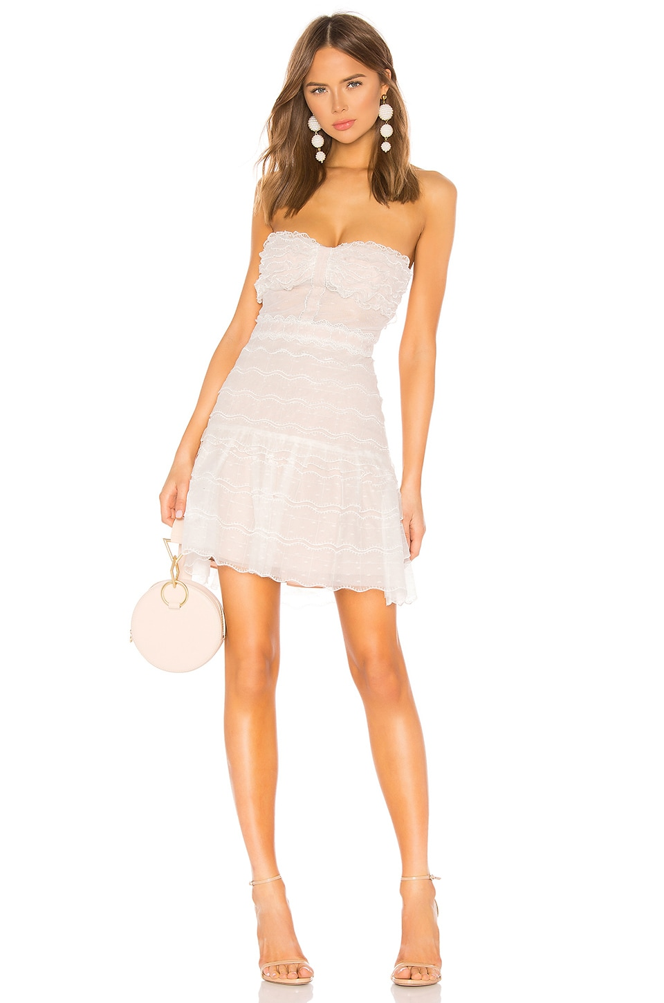 Alexis Adlai Dress in White