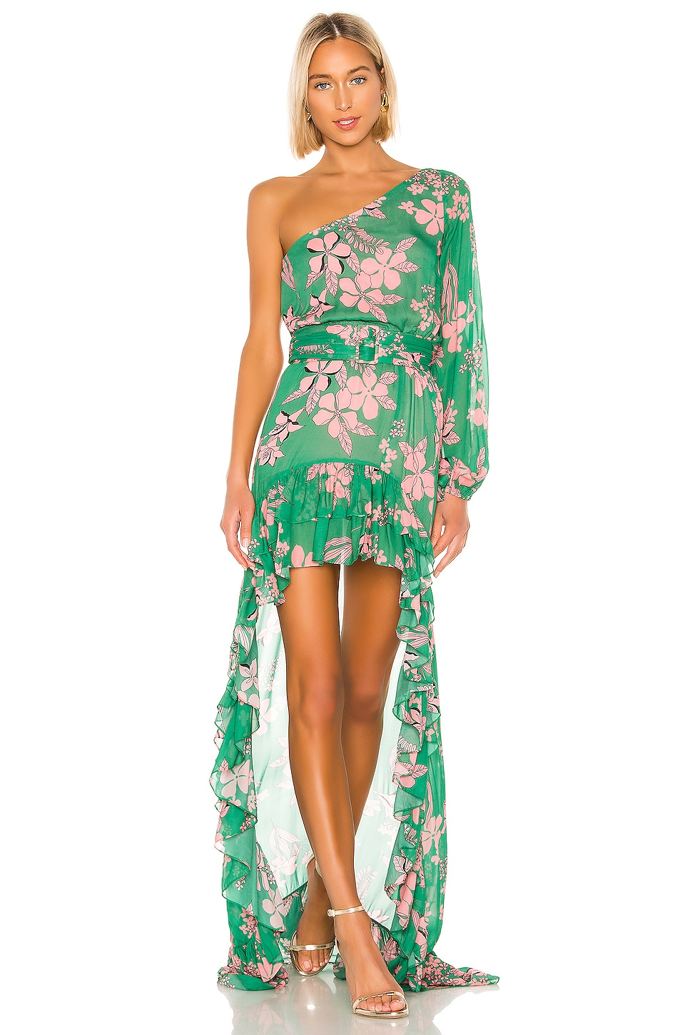 Alexis Jules Dress in Island Floral