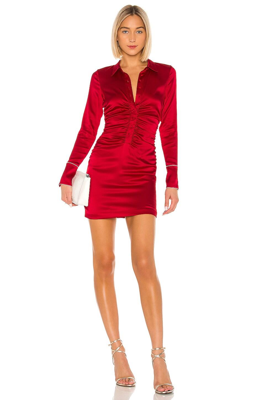 Alexis Jorja Dress in Red