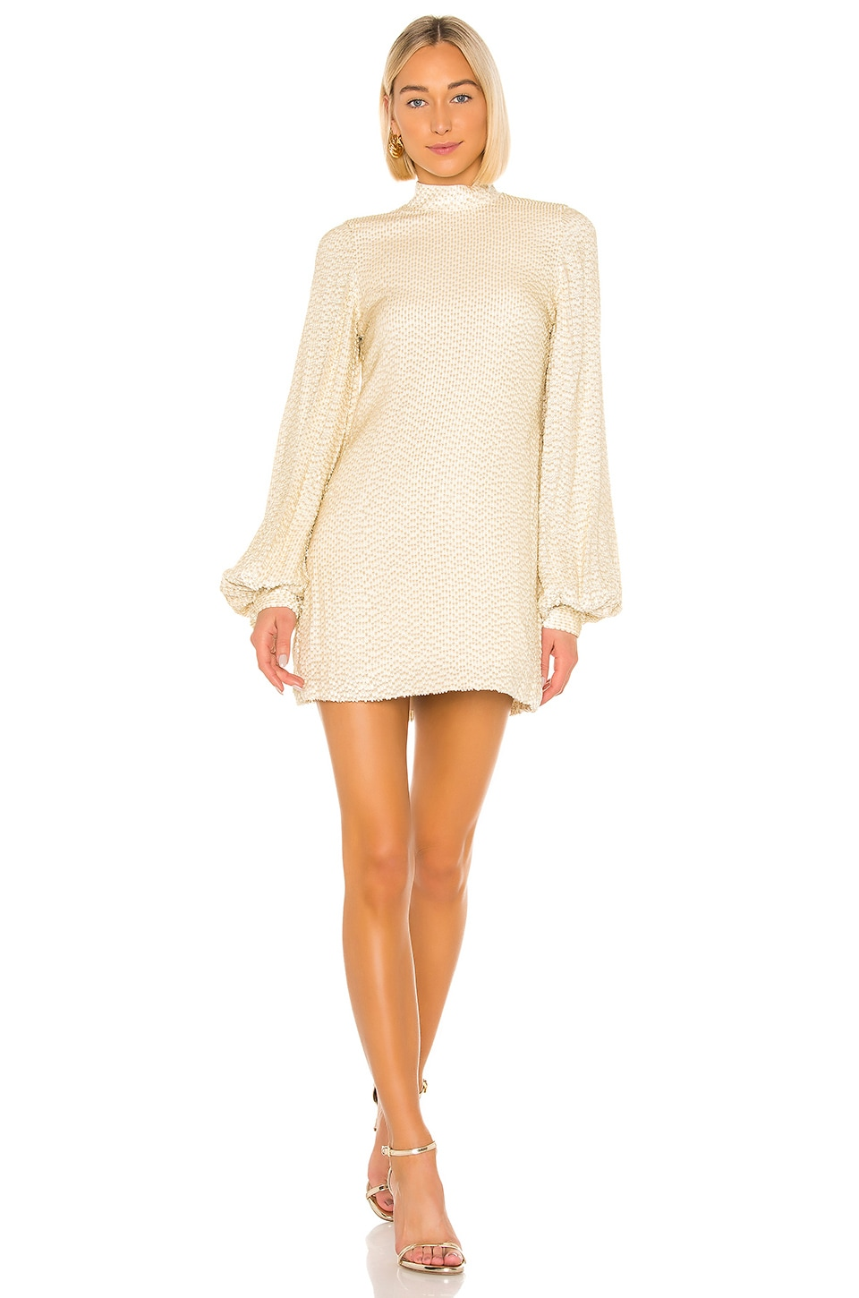 Alexis Alyna Dress in Ivory