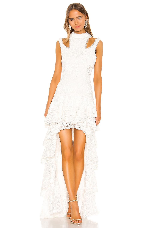 Alexis Varenna Dress in White