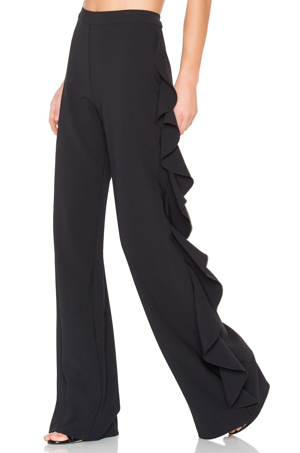 Alexis Karlina Pant in Black