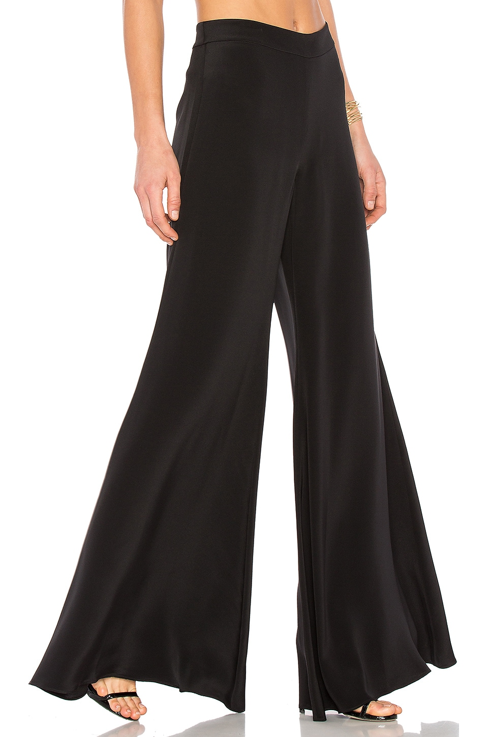 Alexis Mason Pants in Black