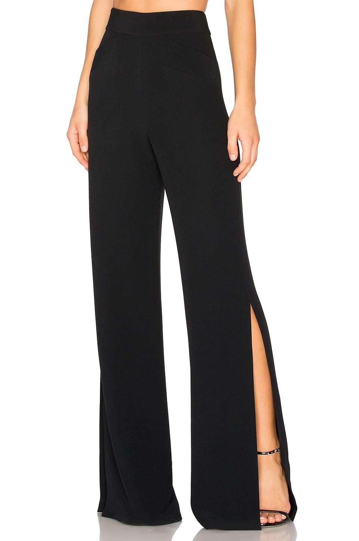 Alexis Aubree Pants in Black