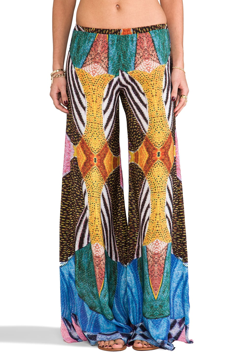 Alexis Austria Pants in African Tribal