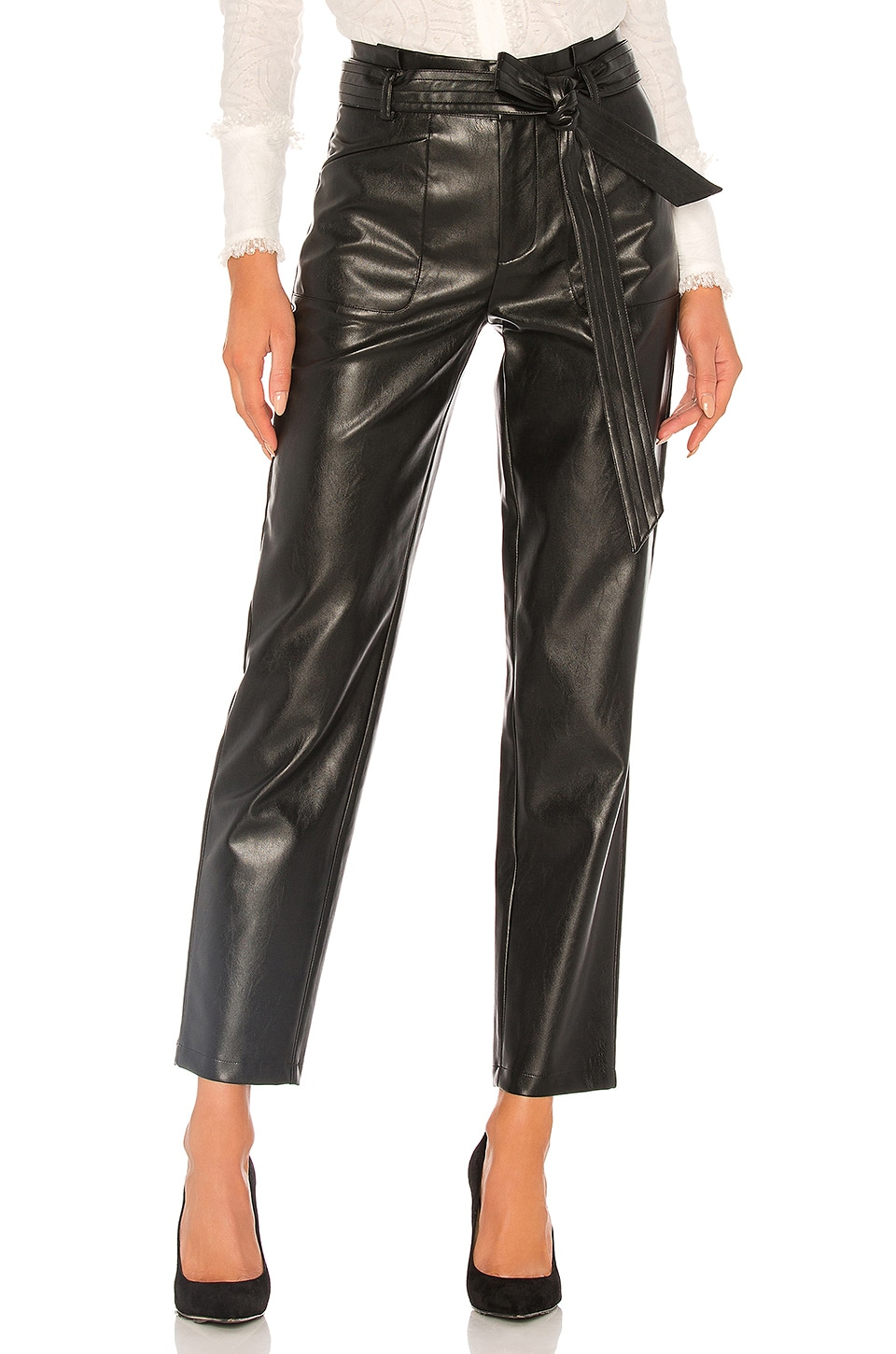 Alexis Pants Castile Vegan Leather Pant