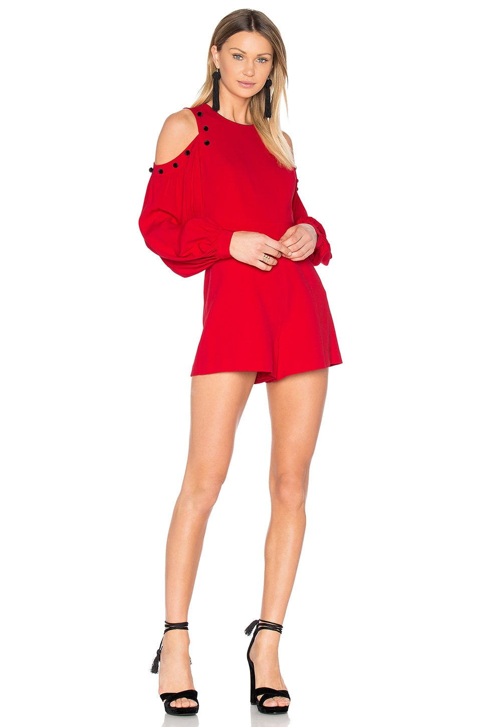 Asher Romper by Alexis