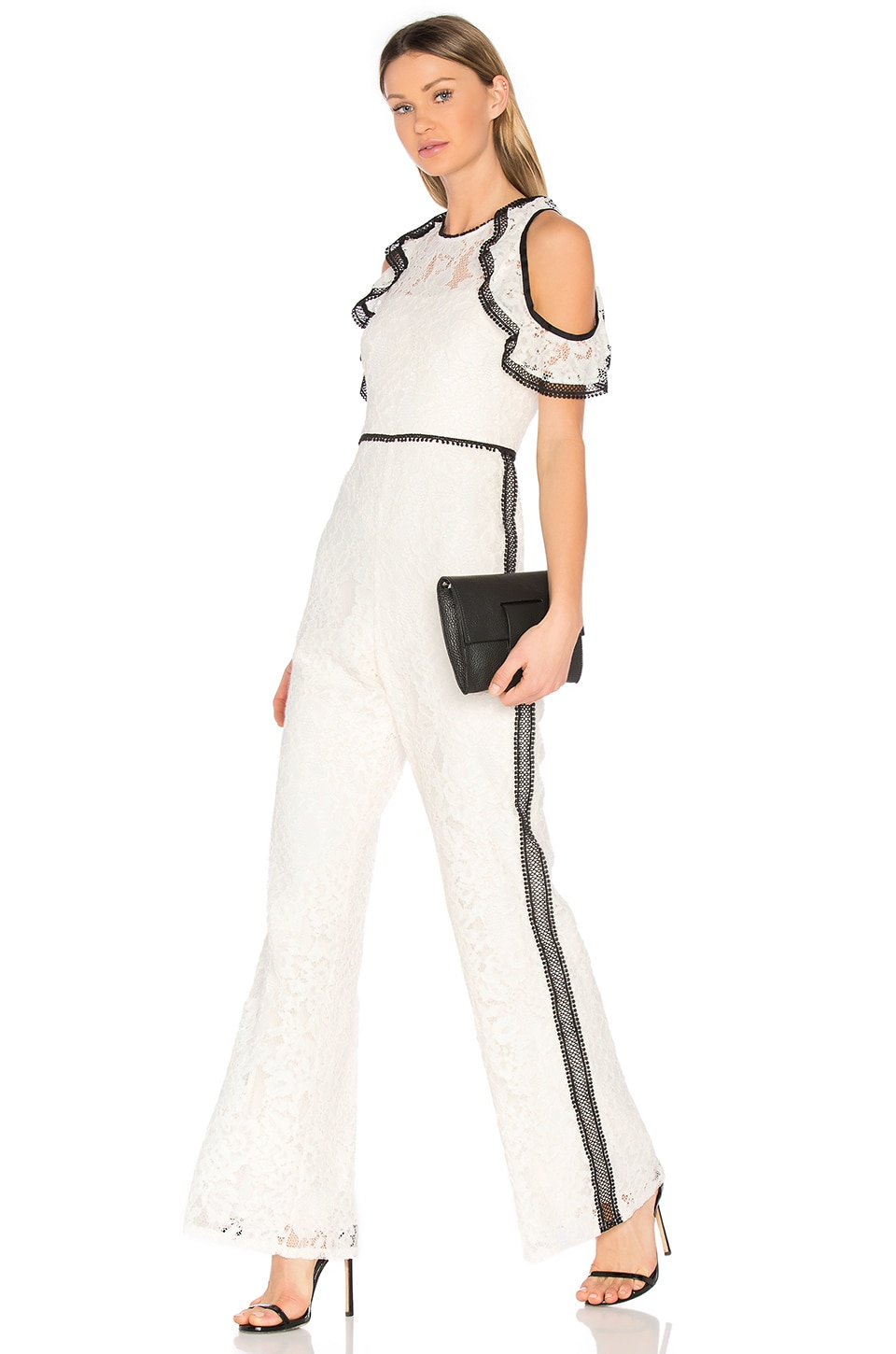 Alexis Philippe Jumpsuit in White