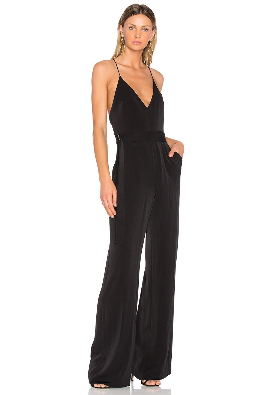 Alexis Zaylee Jumpsuit in Black