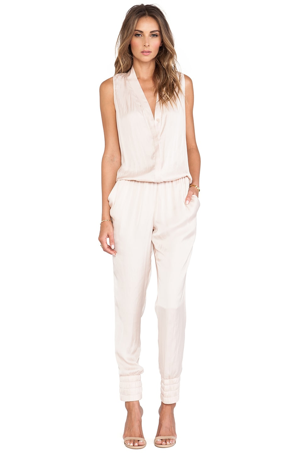 Alexis Saint Thomas Jumpsuit in Petale