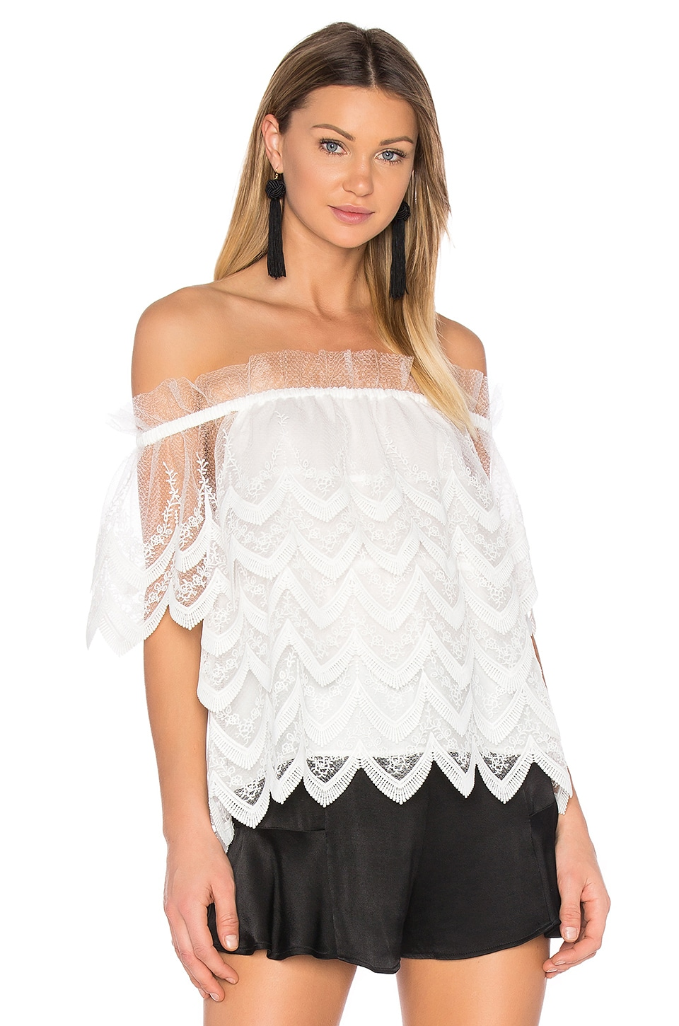 Abelli Top by Alexis