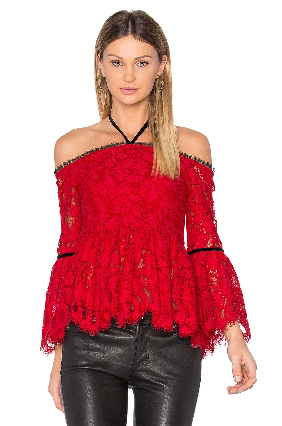 Grace Top by Alexis