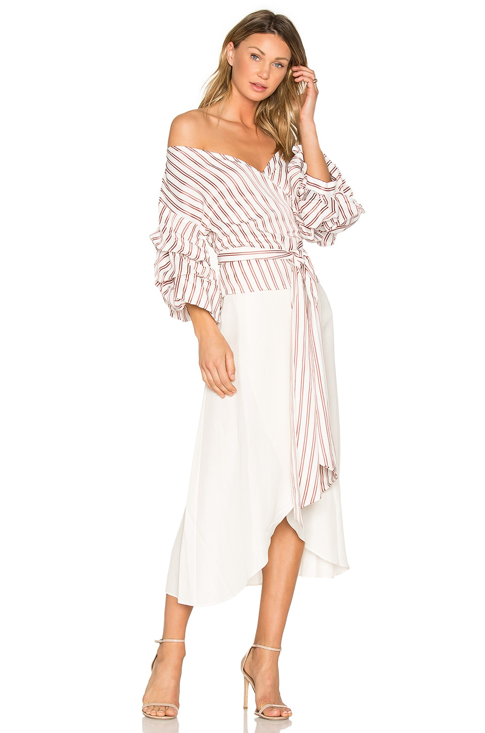 Alexis Armelle Top in Stripe