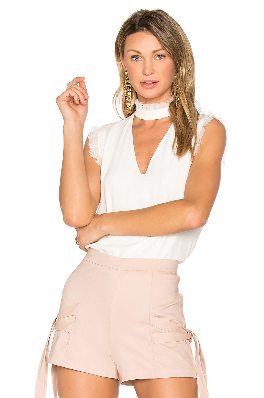 Alexis Lilibeth Tank in White