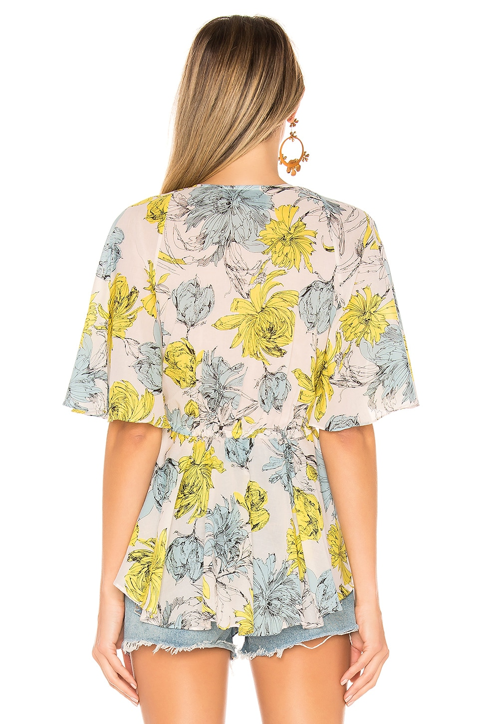 Alexis Accessories Dayal Top
