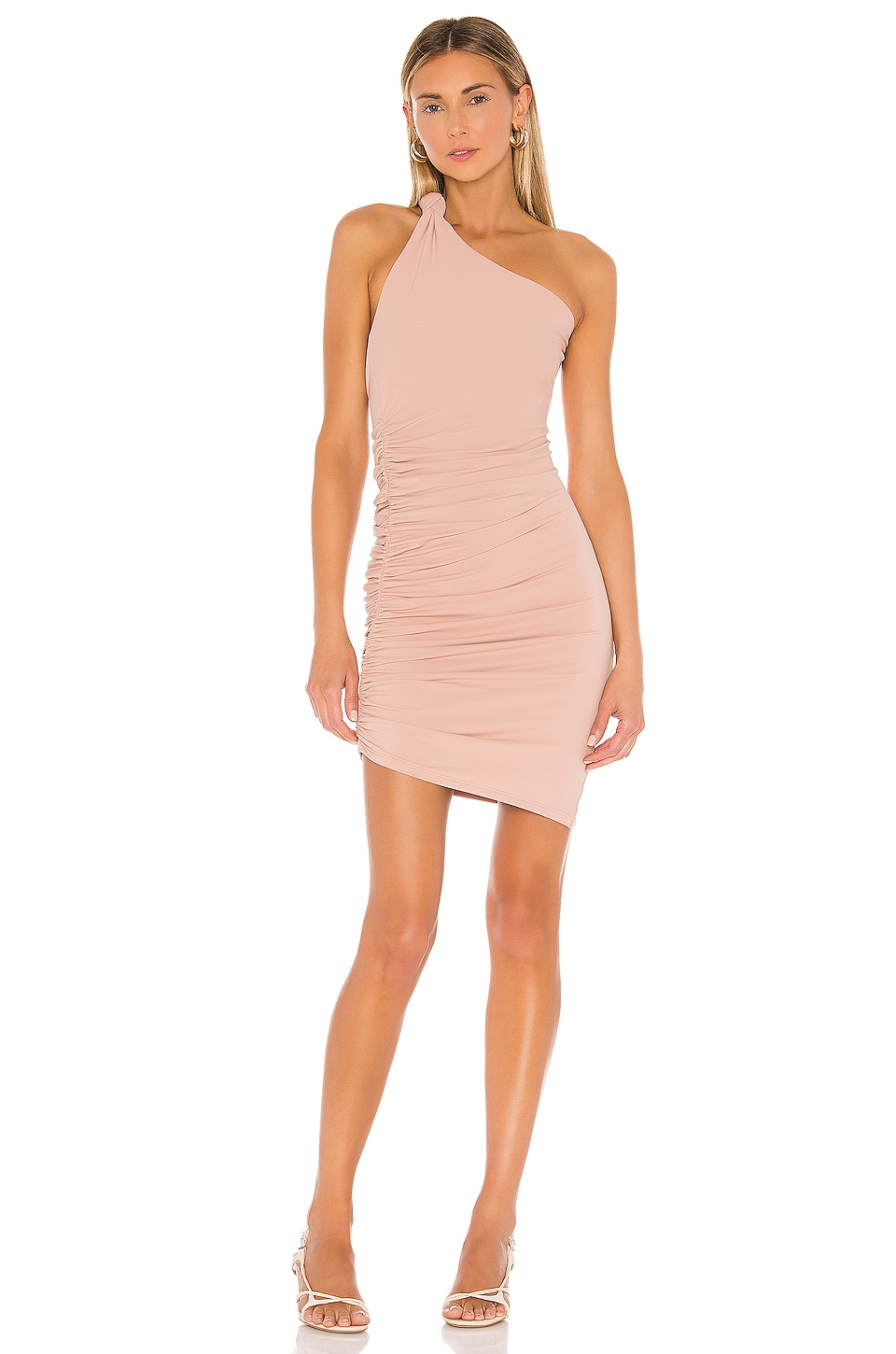 ALIX NYC Celeste Mini Dress in Sand