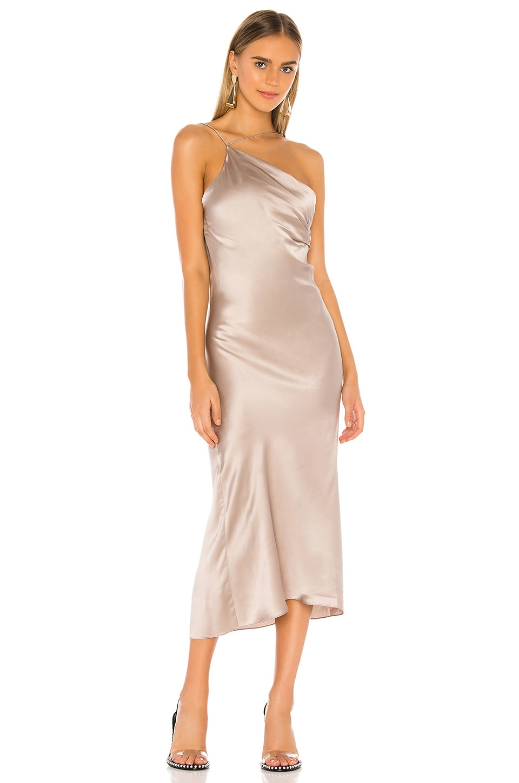 ALIX NYC Quincy Dress in Dove