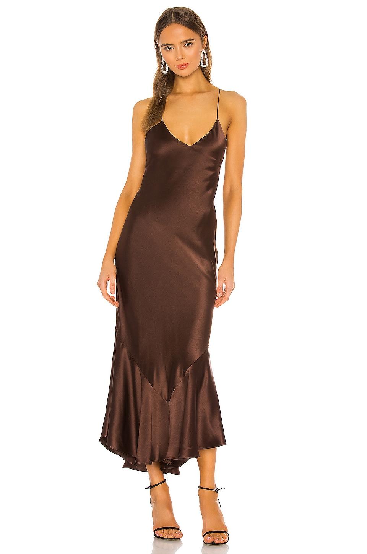 ALIX NYC Seneca Dress in Clove