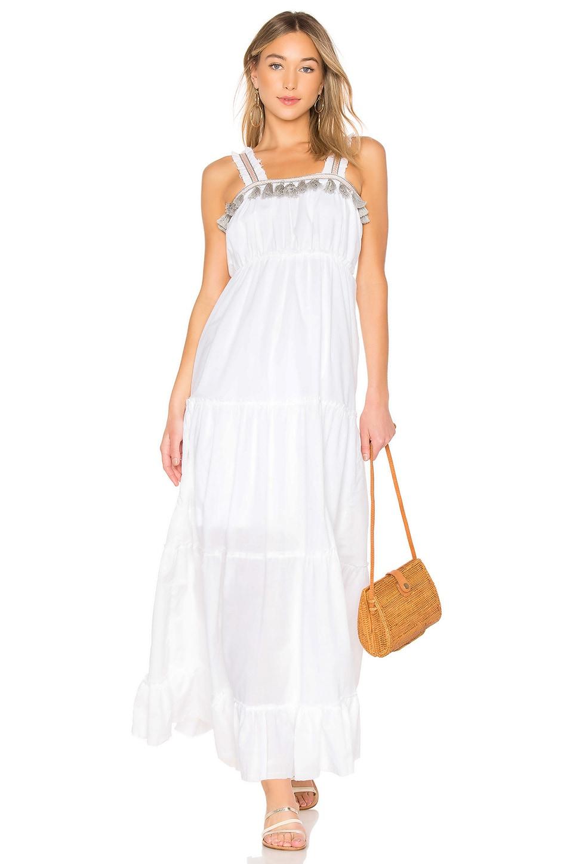Sofi Ruffle Dress by AYNI