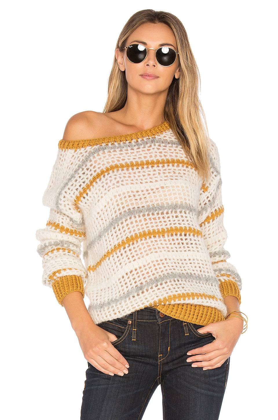 Mullu Crochet Sweater