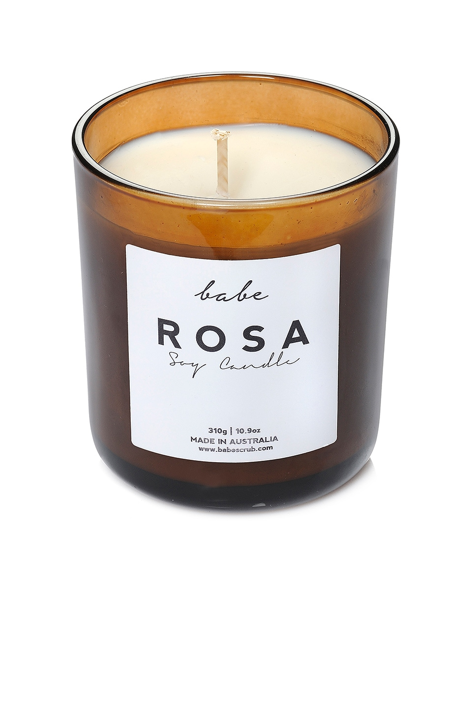 Babe Soy Wax Candles in Rosa