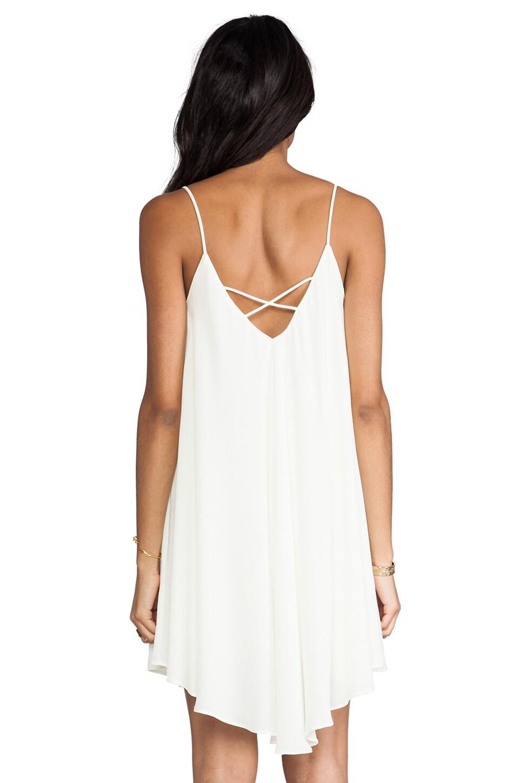 Backstage Modern Love Dress in Ivory