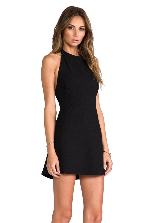 Backstage Annelyse Dress in Black