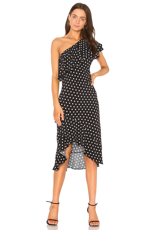 x REVOLVE Gathering Dress