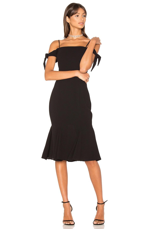 Bailey 44 Solid Ipanema Dress in Black