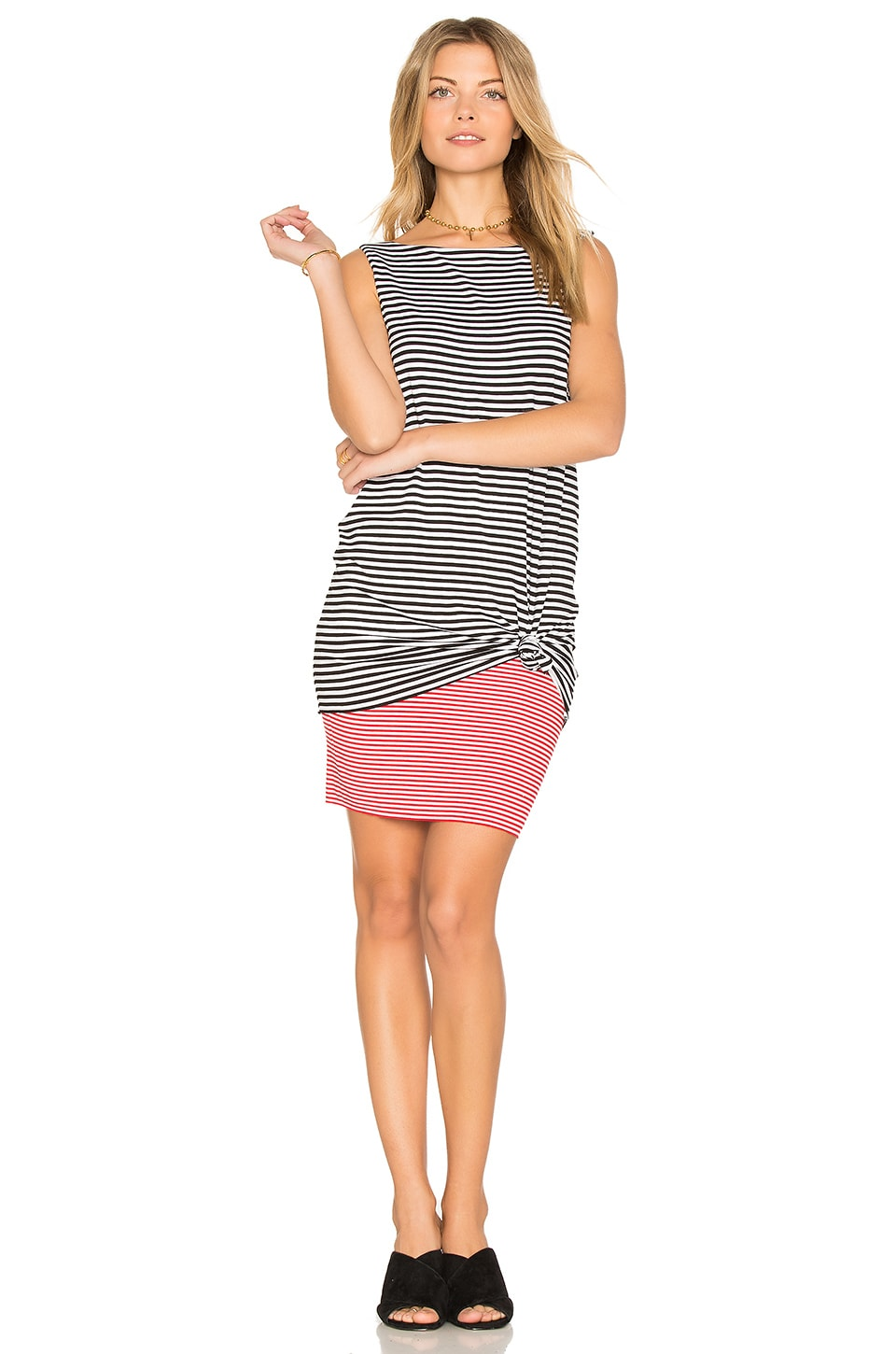 Bailey 44 Dash Dress in Stripe