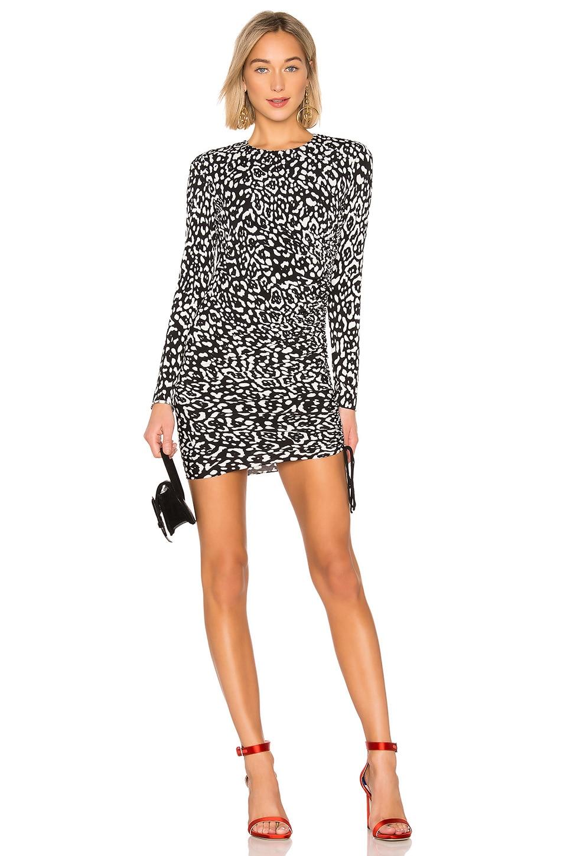 Boogie Wonderland Leopard Dress