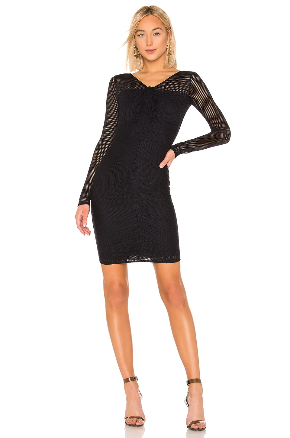 Land Lubber Mesh Dress