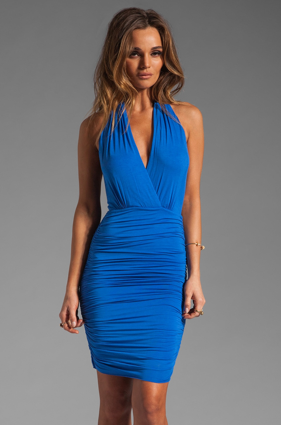 Bailey 44 Go For Gold Dress in Blue