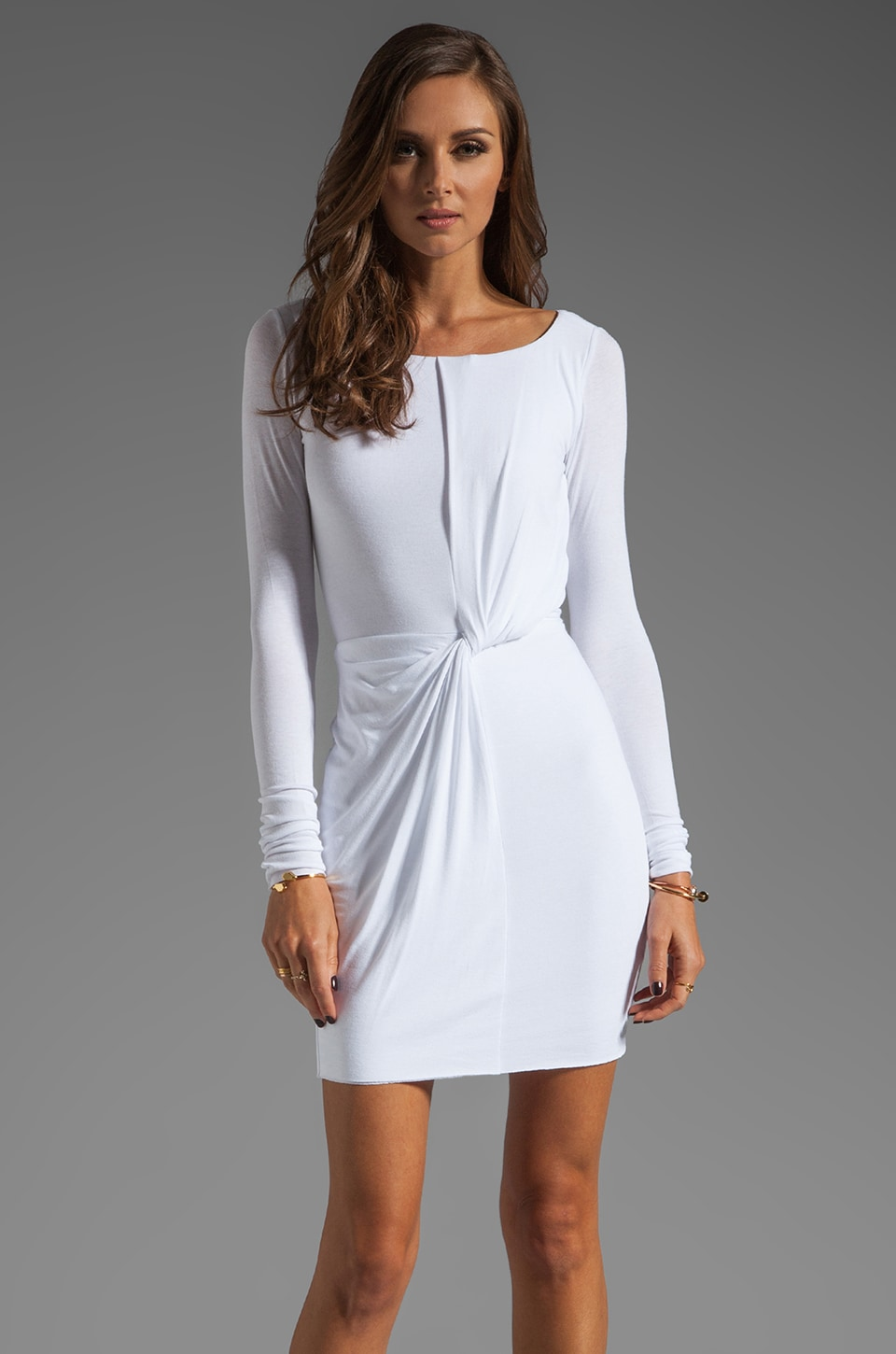 Bailey 44 Masada Dress in White