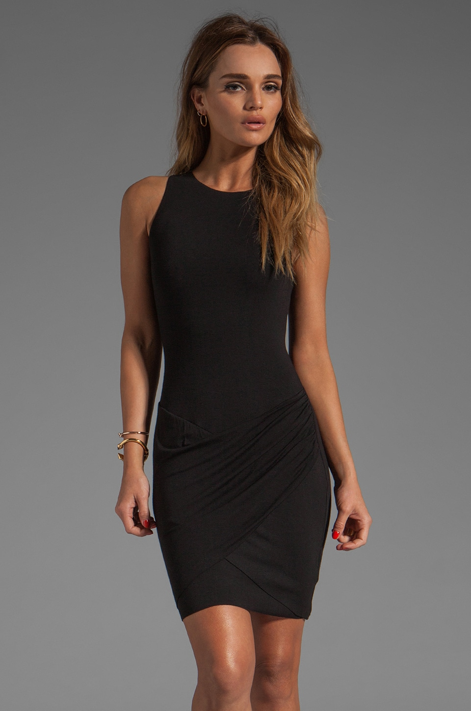 Bailey 44 Overdrive Dress in Black