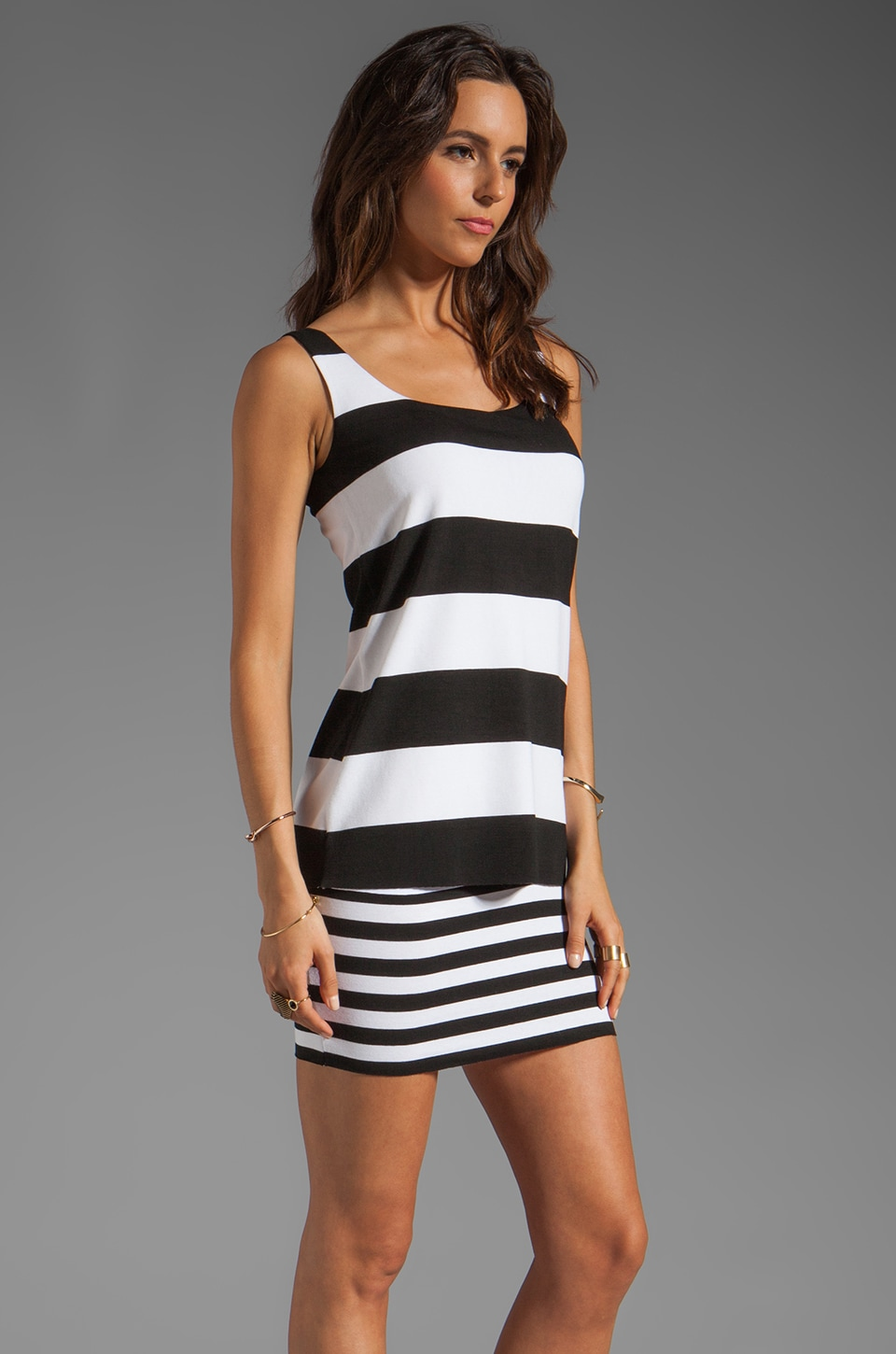 Bailey 44 Body Work Dress in Black
