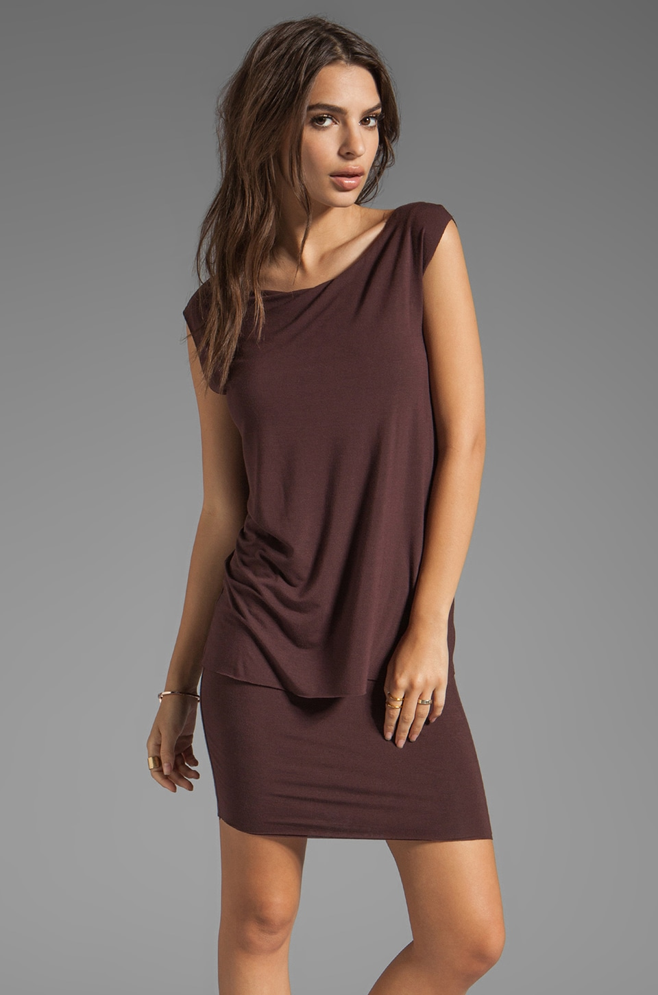 Bailey 44 Coriander Dress in Fig