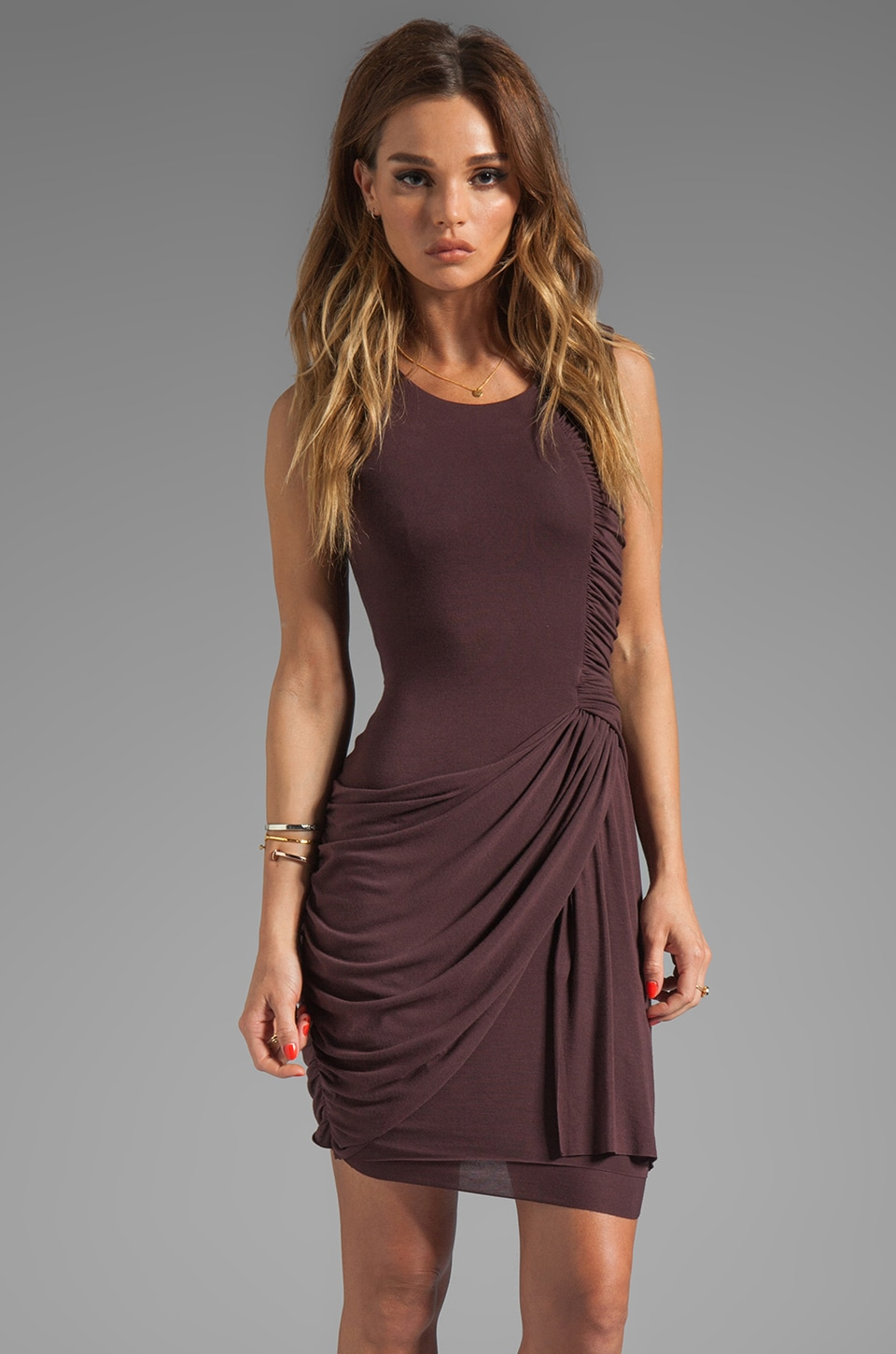 Bailey 44 Debdou Dress in Fig