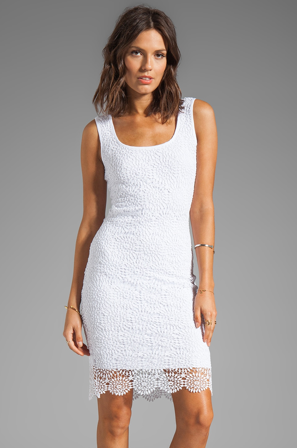 Bailey 44 Desert Dress in White