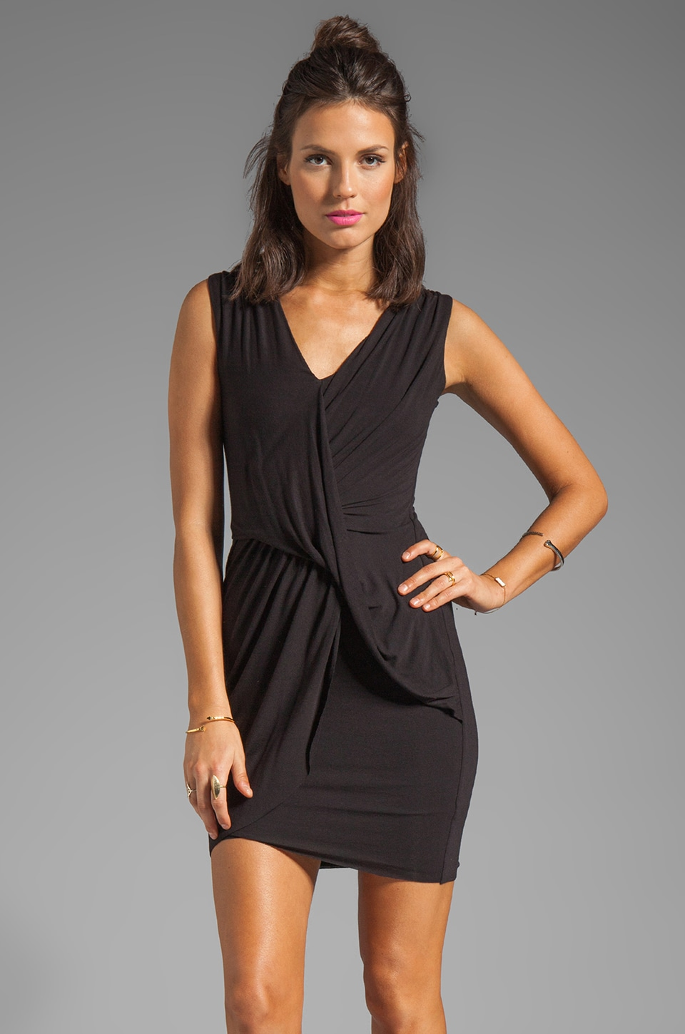 Bailey 44 Ajadir Dress in Black