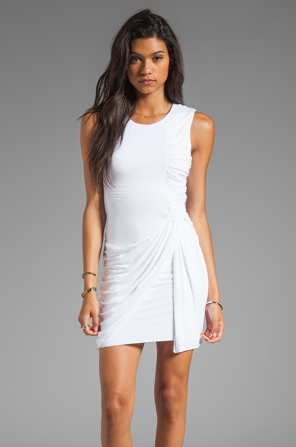 Bailey 44 Debdou Dress in White