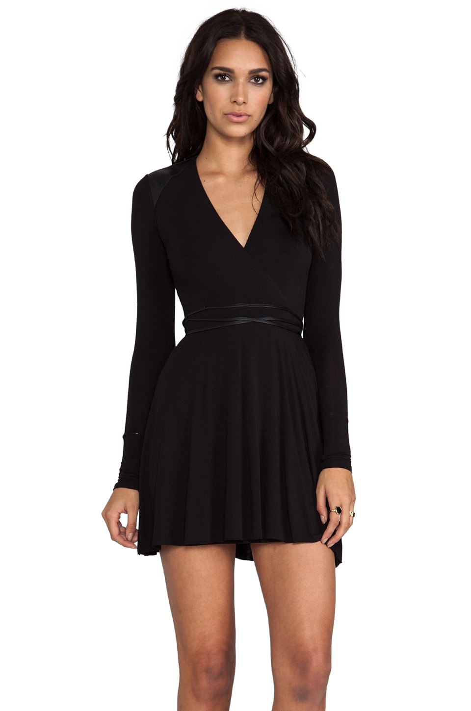 Bailey 44 My Own Heart's Heart Dress in Black
