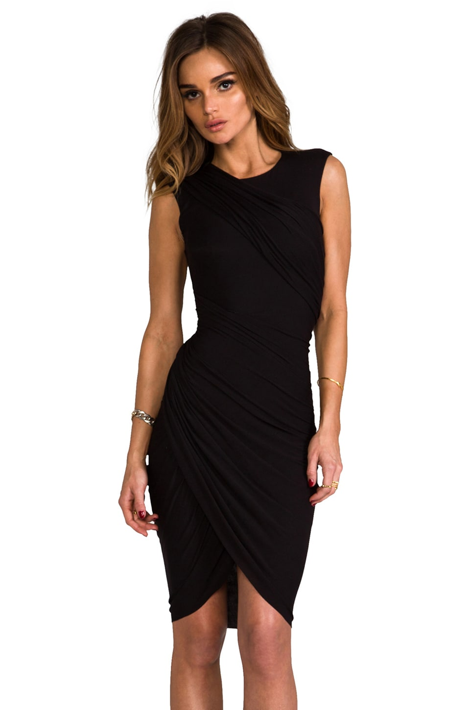 Bailey 44 Dance Party Dress in Black