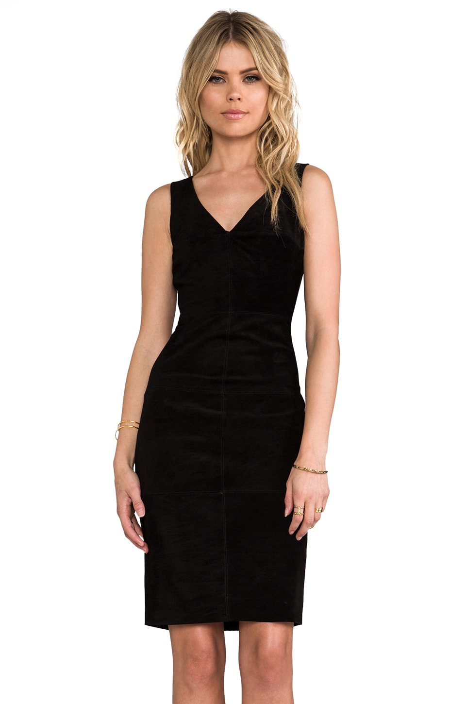 Bailey 44 Chick Flick Dress in Black