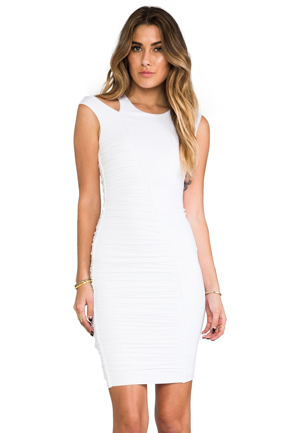 Bailey 44 Deep Sleep Dress in White