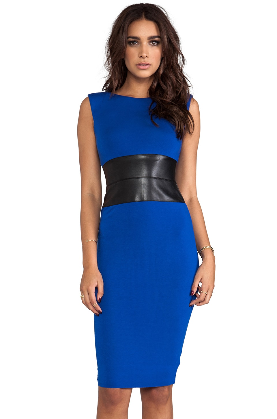 Bailey 44 Endurance Dress in Cobalt