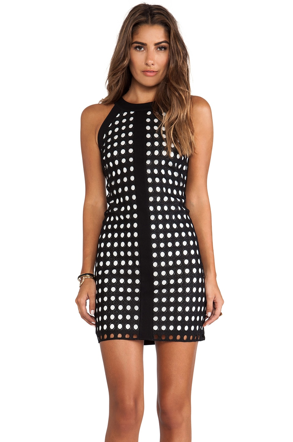 Bailey 44 Playhouse Dress in Black